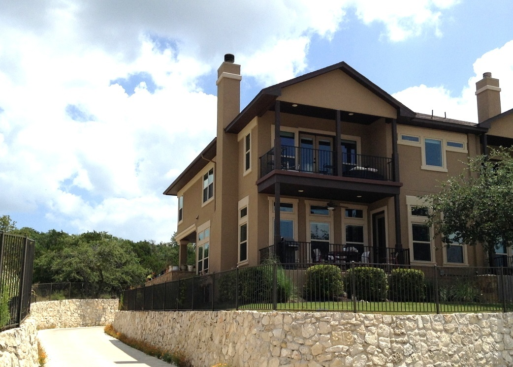 Texas Hill Country residential real estate
